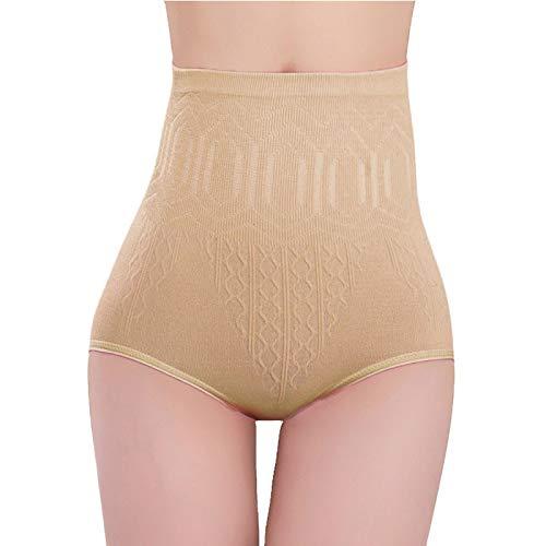 OPALLEY Femme Panties Culotte Taille Haute Gainante Minceur Ventre Plat Efficace sous-vêtements Body Shaper Combinaisons Sculptantes