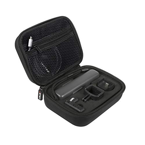 JSVER Osmo Pocket Case Portable Camcorder Case Protective Bag Specially Designed Carrying Case for DJI Osmo Pocket and Accessories Hard Shell Travel DJI osmo - Accessories Cases Camcorder
