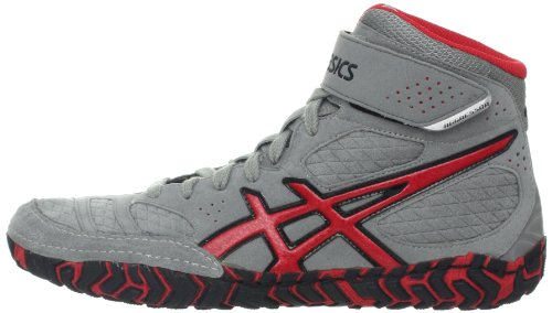 Homme Chaussures red Asics Pour De black Running Grey x1wB8wTq