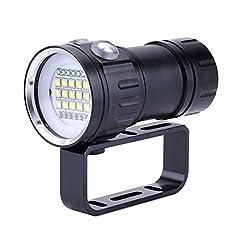 Diving Flashlight 18000