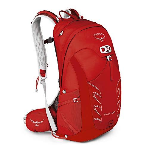Osprey Packs Talon 22 Backpack, Martian Red, Small/Medium
