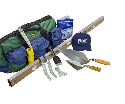 Bon 11-550 Bricklayer's Tool Kit