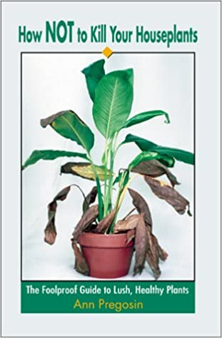 How NOT to Kill Your Houseplants: The Foolproof Guide to Lush, Healthy Plants