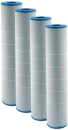 Filbur FC-6445 Antimicrobial Replacement Filter Cartridge for Hayward CX870RE Spa Filter, 4-Pack by Filbur