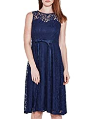 Fresh Produce - Plus Size Flutter Dalia Dress (Cobalt) Women's Dress