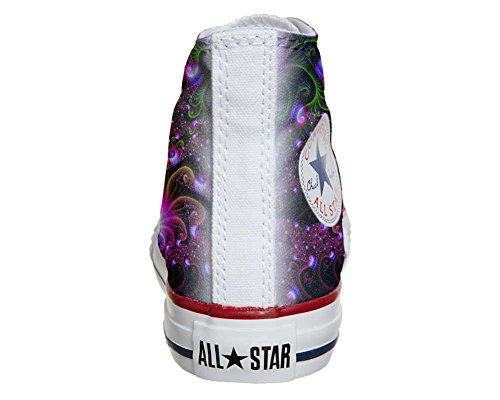 Converse All Star chaussures coutume mixte adulte (produit artisanal) Disco Fantasy