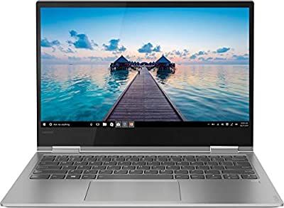 "Flagship Lenovo Yoga 730 2-in-1 13.3"" FHD IPS Touchscreen Business Laptop/Tabelt, Intel Quad-Core i5-8250U 8GB DDR4 256GB PCIe SSD Thunderbolt Fingerprint Reader Windows Ink Backlit Keyboard Win 10"
