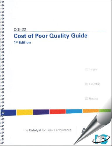 The Cost of Poor Quality Guide (The Cost of Poor Quality Guide)