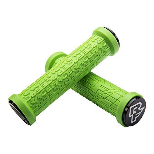 RaceFace Grippler Lock-On Grips Green, 30mm