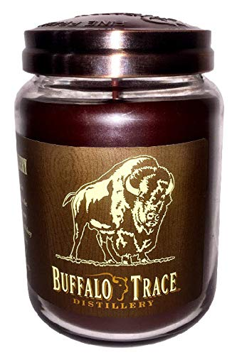 - Buffalo Trace Kentucky Bourbon 26 Oz Candleberry Candle - ONE Large Candle