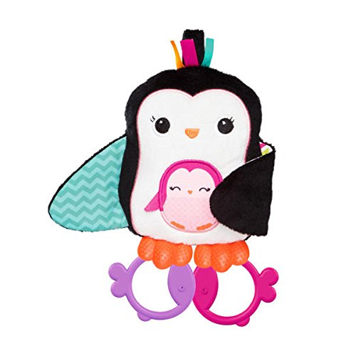 Bright Starts Cuddle /& Teethe Penguins