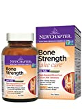 New Chapter Bone Strength Take Care Tablets, 180 Ct (3 Bottles)