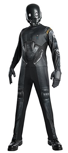 Rogue One: A Star Wars Story Men's K-2SO Costume, Multi, -