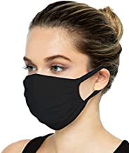SAMBUYA Cloth Reusable Washable Face Mask with Filter Pocket | Anti-Microbial Comfortable Breathable 3-Layer 1