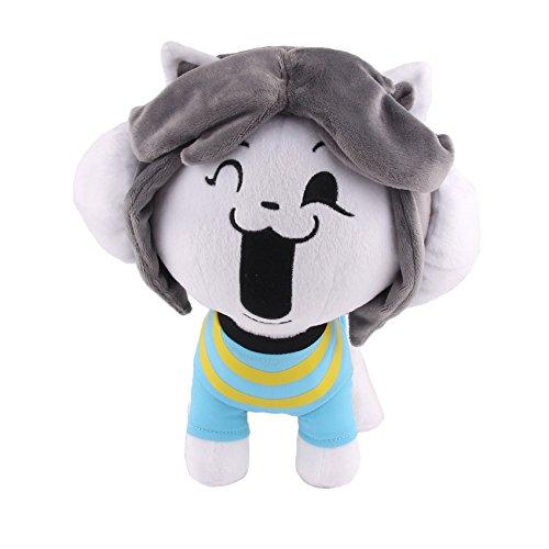 Beautiful New Creative Colorful Cute Undertale TEMMIE Plush Stuffed Doll Toy - New Plush