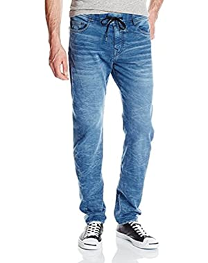 Men's Twisted Dean Relaxed Tapered Leg Jean In Ace