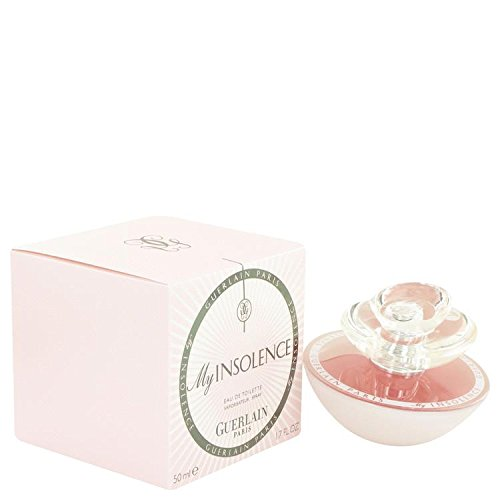 My Insolence by Guerlain Eau De Toilette Spray 1.7 (Jasmine Raspberry Eau De Toilette)