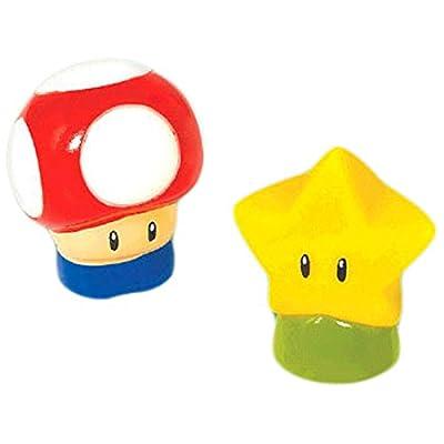 Super Mario Finger Puppet | Party Favor: Toys & Games