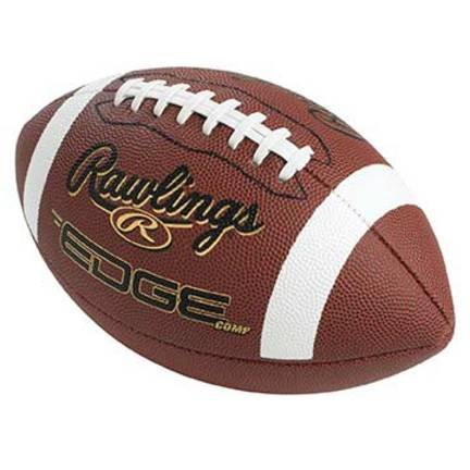 Rawlings Pro Preferred Official Composite Leather Football (Pro Preferred Leather Football)