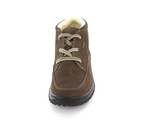 ara passau - Botas de cuero para mujer marrón Teak - Teak