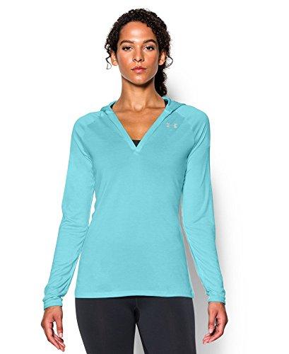 under-armour-womens-ua-tech-long-sleeve-hooded-henley-medium-veneer