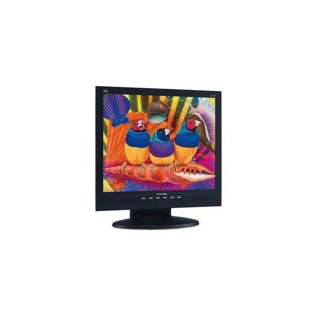 ViewSonic VA912B 19 inch LCD Monitor (Black)