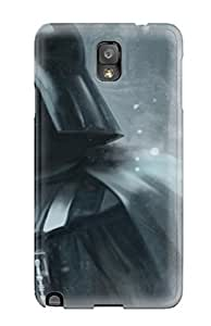 DyqoZjk1912LMgBA Anti-scratch Case Cover ChrisPeters Protective Darth Vader - Star Wars Case For Galaxy Note 3