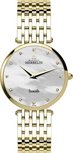 Michel Herbelin 17345/BP89, Women's Watch