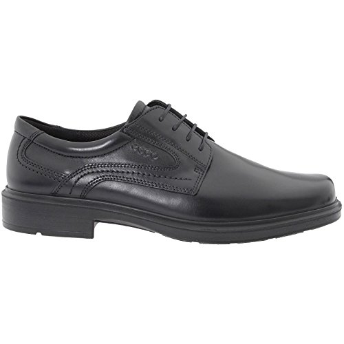 ECCO Men's Helsinki Plain Toe Dress Oxford,Black,44 EU (US Men's 10-10.5 M) Ecco Classic Oxfords