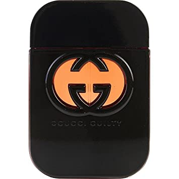 Gucci Guilty Black By Gucci Eau De Toilette Spray 2.5 Oz For Women