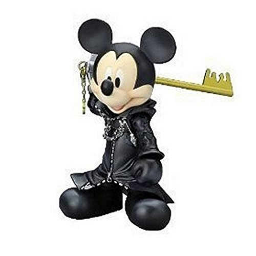 Square Enix Kingdom Hearts 2 King Mickey (Organization XIII Version) Action Figure
