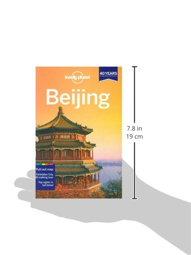 Lonely Planet Beijing (Travel Guide)