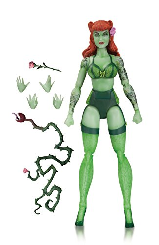 DC Collectibles Bombshells Poison Ivy Action - 1 Poison Ivy Figure Action