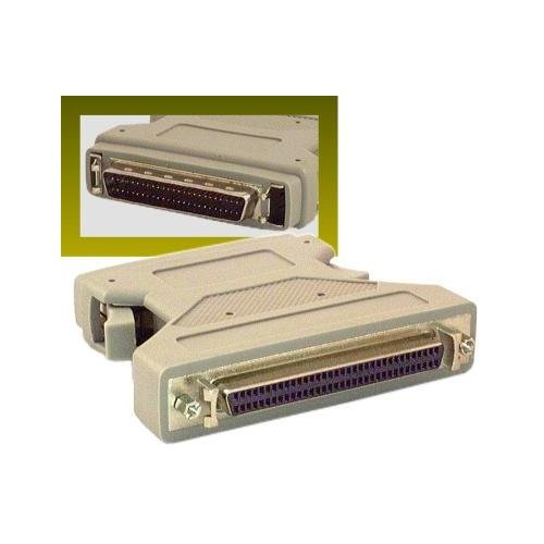 SCSI Adapter DM50 Male to DM68 Female