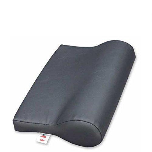 Vinyl Contour - Ab Contour Pillow - Black Vinyl