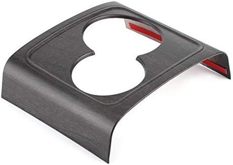 ABS Eiken Graan Autointerieur Accessoires Bekerhouder Cover Frame Trim Decoratie voor E Klasse W213 20162018 Linkerhand