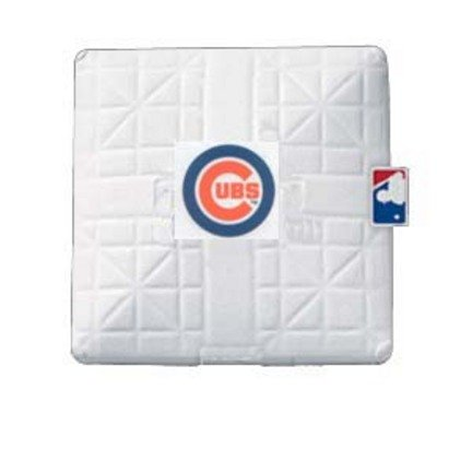 Schutt Chicago Cubs Licensed Jack Corbett Base from (Jack Base Corbett)