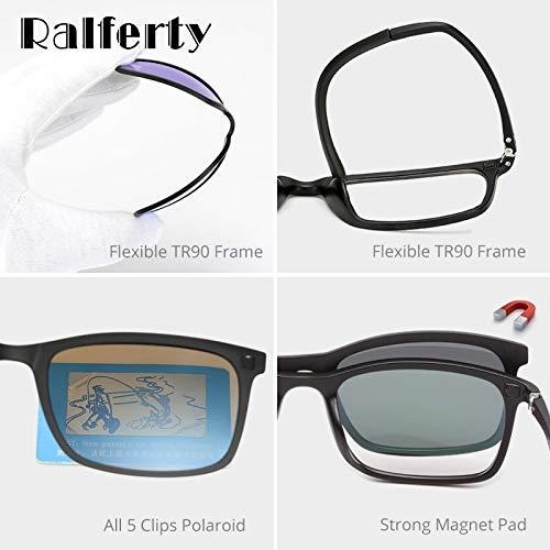 AMXZP Gafas de Sol polarizadas Hombres Mujeres Gafas de Sol ...