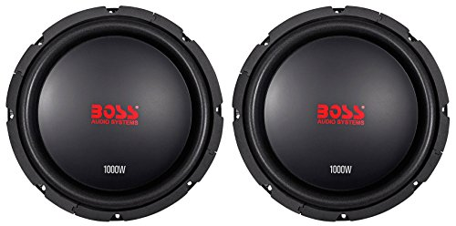 (2) Boss Audio CXX104DVC 10