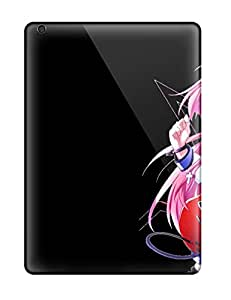 Tpu Fashionable Design Angel Beats Rugged Case Cover For Ipad Air New