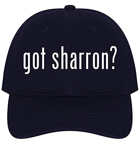 The Town Butler got Sharron? - A Nice Comfortable Adjustable Dad Hat Cap, Navy