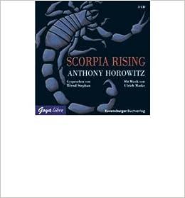 Alex Rider 09. Scorpia Rising (Alex Rider) (CD-Audio)(German ...