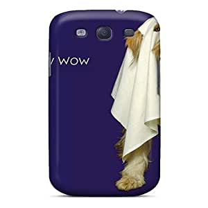 Faddish Phone Boo Wow Wow Case For Galaxy S3 / Perfect Case Cover