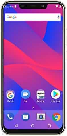 "BLU VIVO XL4 – 6.2"" HD Display Smartphone, 32GB+3GB RAM –Gold"