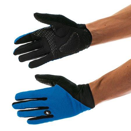 Assos Black Glove - assos Long Summer Cycling Gloves Black XS