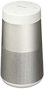 Bose SoundLink Revolve Portable Bluetooth 360 Speaker, Lux Gray