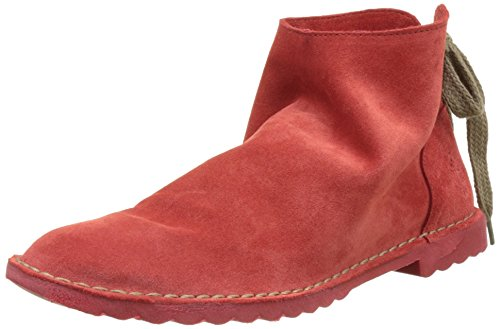 Fly London Red Mujer Street Rojo Dai460fly Botines FLYA4 005 para HqdgwH5