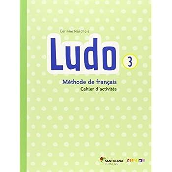 LUDO 3 CAHIER D'EXERCICES