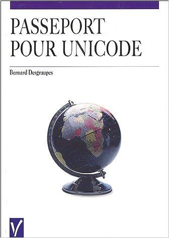 passeport pour unicode