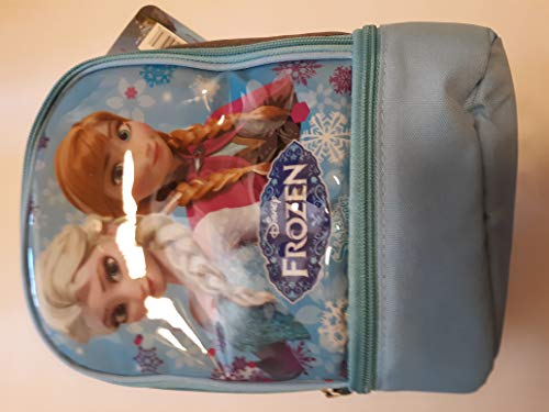 Disney Frozen Lunch Bag Insulated Dual Compartment (Frozen Box Lunch)